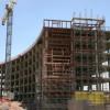 دانلود گزارش کارآموزی ساختمان فلزی