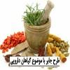 طرح جابر با موضوع گیاهان دارویی