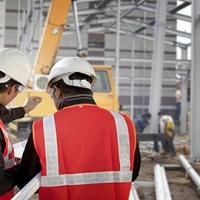 گزارش کارآموزی رشته عمران کار در یک کارگاه ساختمانی