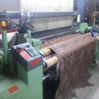 گزارش کارآموزی مهندسی نساجی بافندگی با ژاکارد در شرکت زردیس یزد