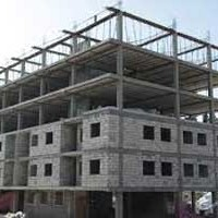 گزارش کارآموزی رشته عمران تخریب و ساخت یک ساختمان چهار طبقه