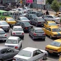 گزارش کارآموزی راهنمایی و رانندگی ترافیک و مشکلات پارکینگ