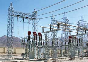 دانلود گزارش کارآموزی رشته برق کار با پست های فشار قوی