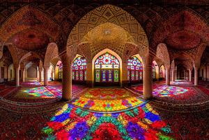 دانلود رایگان مقاله الهام و برداشت از مفاهيم بنیادی معماری ایران