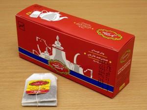 دانلود پروژه کارآفرینی بسته بندی چای تی - بگ